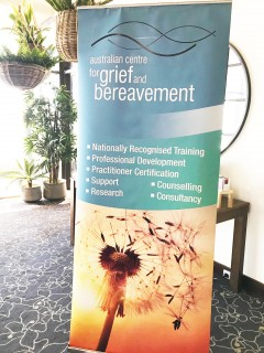 AUSTRALIAN CENTRE FOR GRIEF & BEREAVEMENT 2018 CONFERENCE